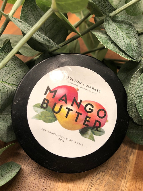 Mango Butter   Raw Solid