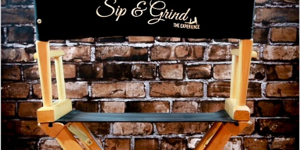 Sip and Grind - The Experience