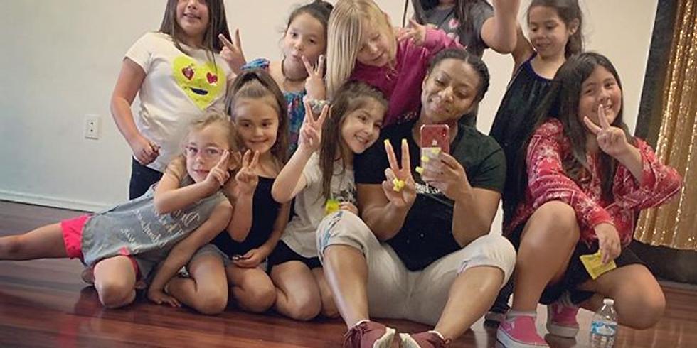 Winter Break Dance Camp (Ages 6-10)