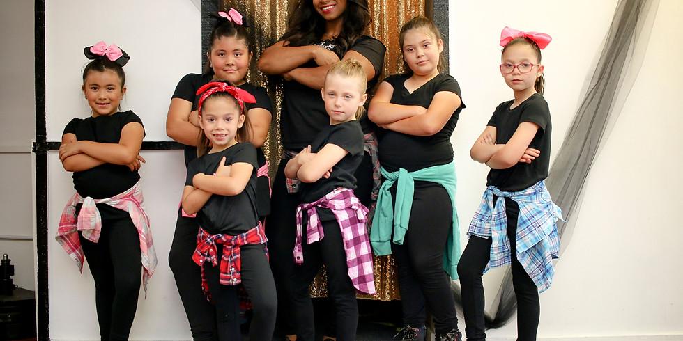 Biggie Smalls Dance Showcase