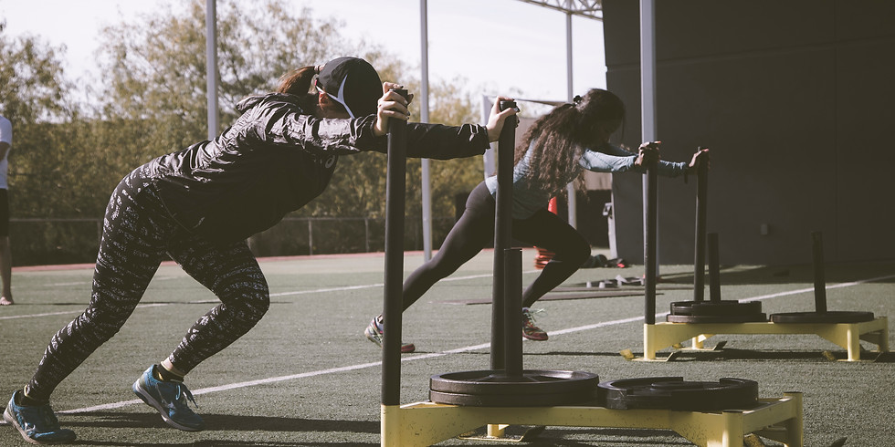 7 AM Early Bird 4 Week Fit camp (April 27)