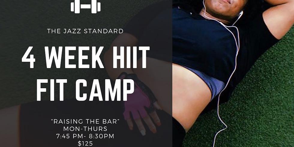 4 week Fit Camp