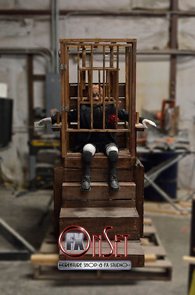 Torture Chair By OnSet FX