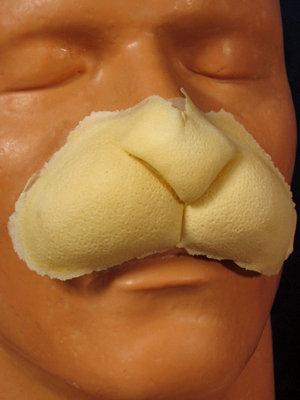 Rabbit Nose Rubber Wear