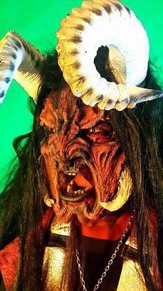 Behemoth Face Prosthetic