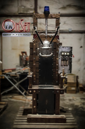 Electric Shocker Chair By OnSet FX