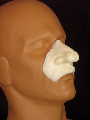 Character Nose/Lip #1 Rubber Wear