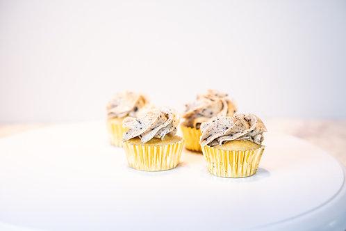 Mini cupcakes - 12 stuks
