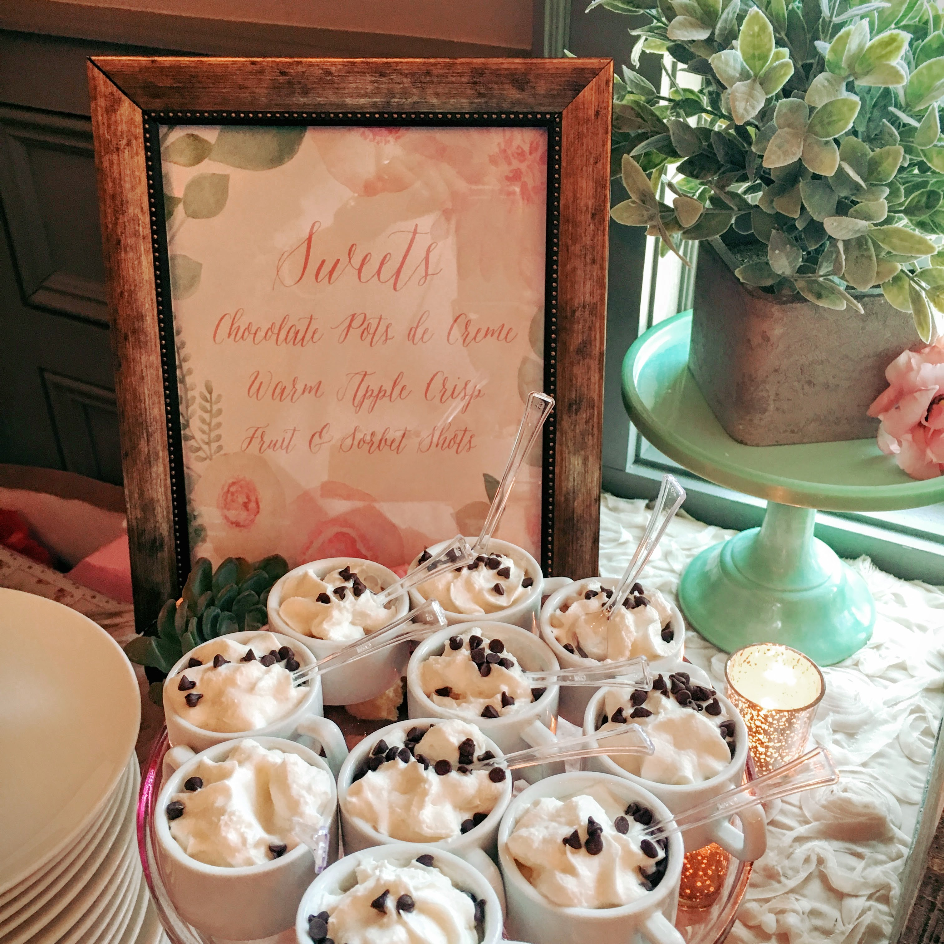 14 & Hudson Bridal Shower Piermont