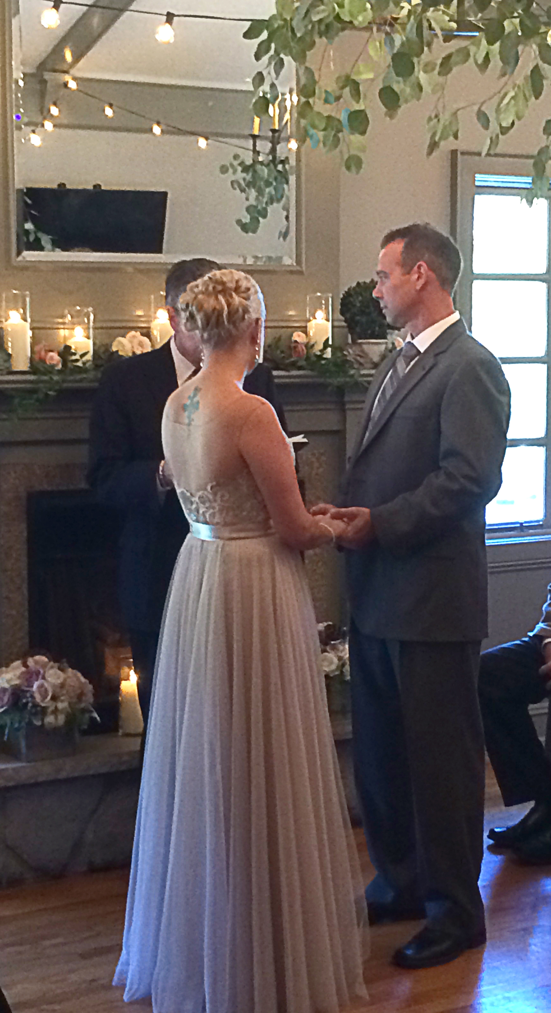 14 & Hudson Wedding Piermont