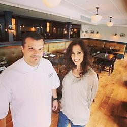 14 & Hudson, Chef Eric Woods, New Piermont Restaurant, Paula Clemente Woods,