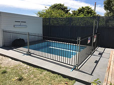pool temporary fencing