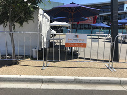Crowd Control Barriers Melbourne