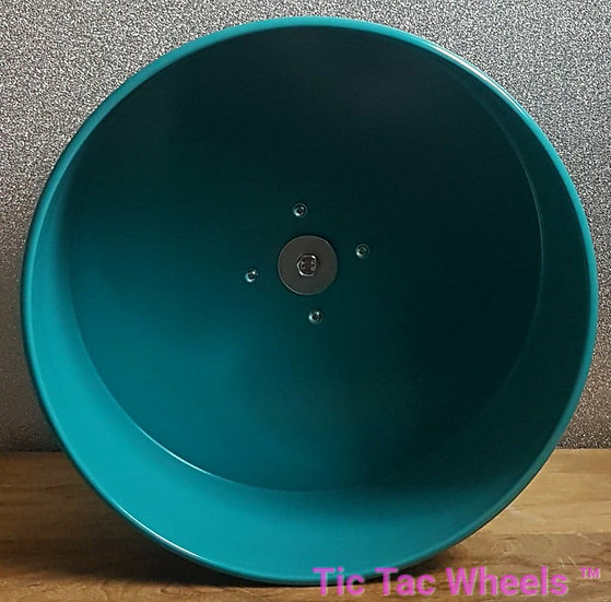 "10"" Metal Wheel  TEAL"