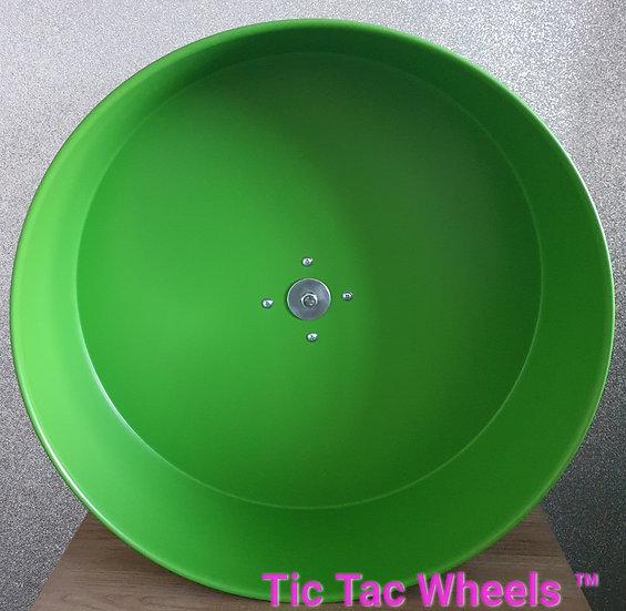 "14"" Metal Wheel GREEN SHIMMER"
