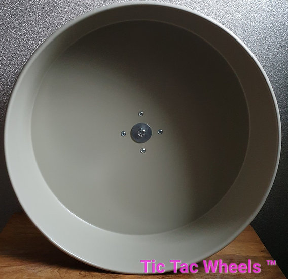 "10"" Metal Wheel CHAMPAGNE"