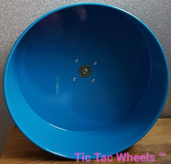 "14"" Metal Wheel CLEARANCE -SKY BLUE"