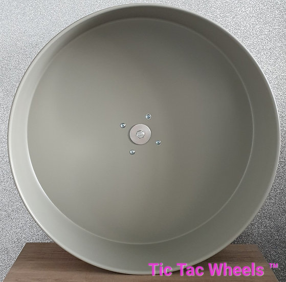 "12"" Metal Wheel CLEARANCE -CHAMPAGNE"