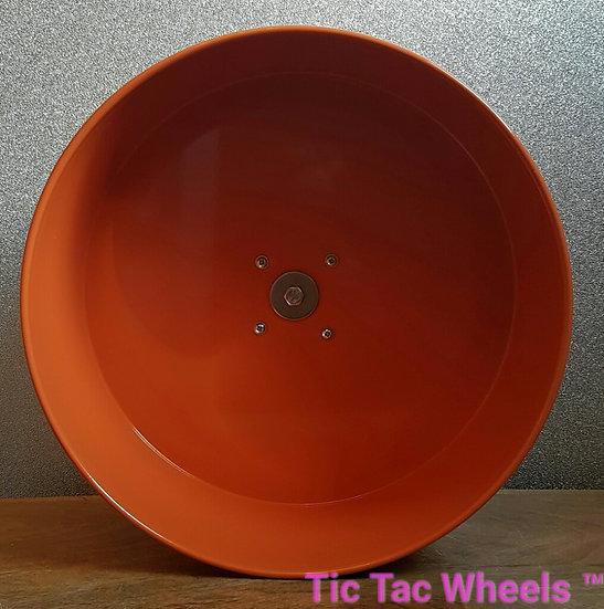 "10"" Metal Wheel BRIGHT ORANGE"