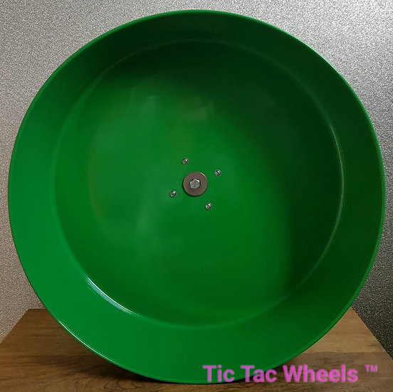 "16"" Metal Wheel - GREEN"