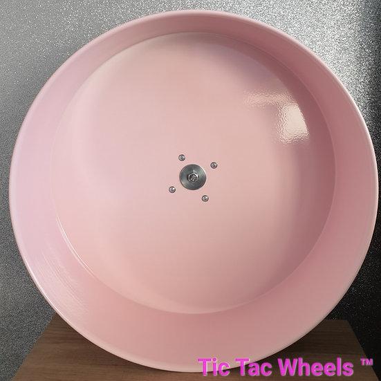 """12"""" Metal Wheel-PALE PINK"""