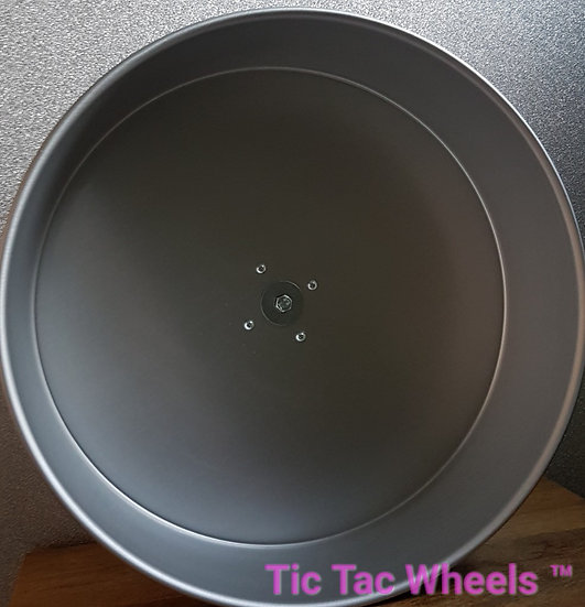 "10"" Metal Wheel CLEARANCE - SILVER"