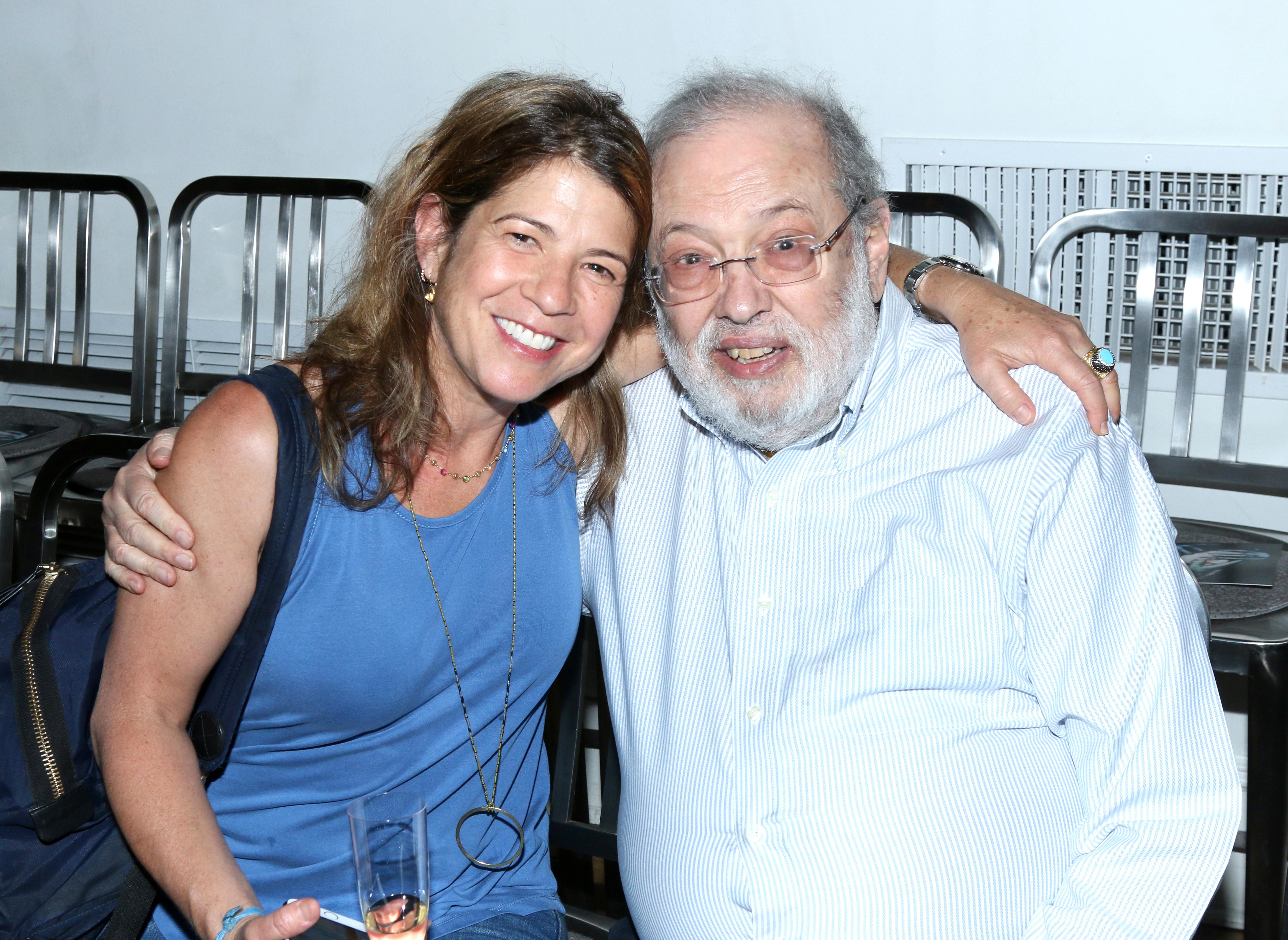 Lisa Apkon and Arthur Klampert (Axial Theater)