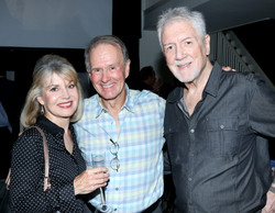 Cynthia and Jeff Carpenter with Bob McAndrew