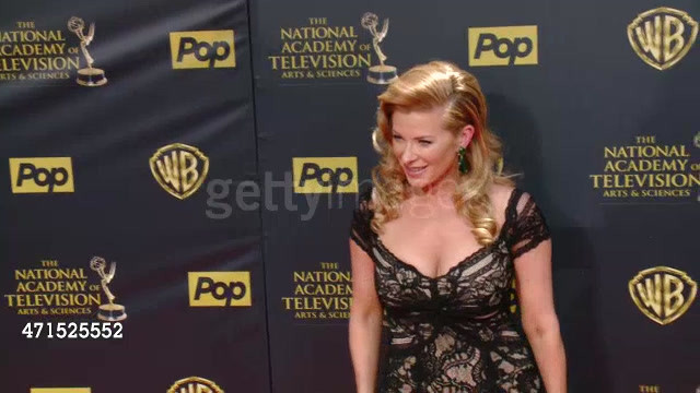Cady McClain at 42nd Annual Daytime EMMY