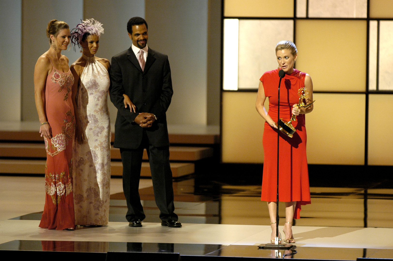 Emmy Win 2004
