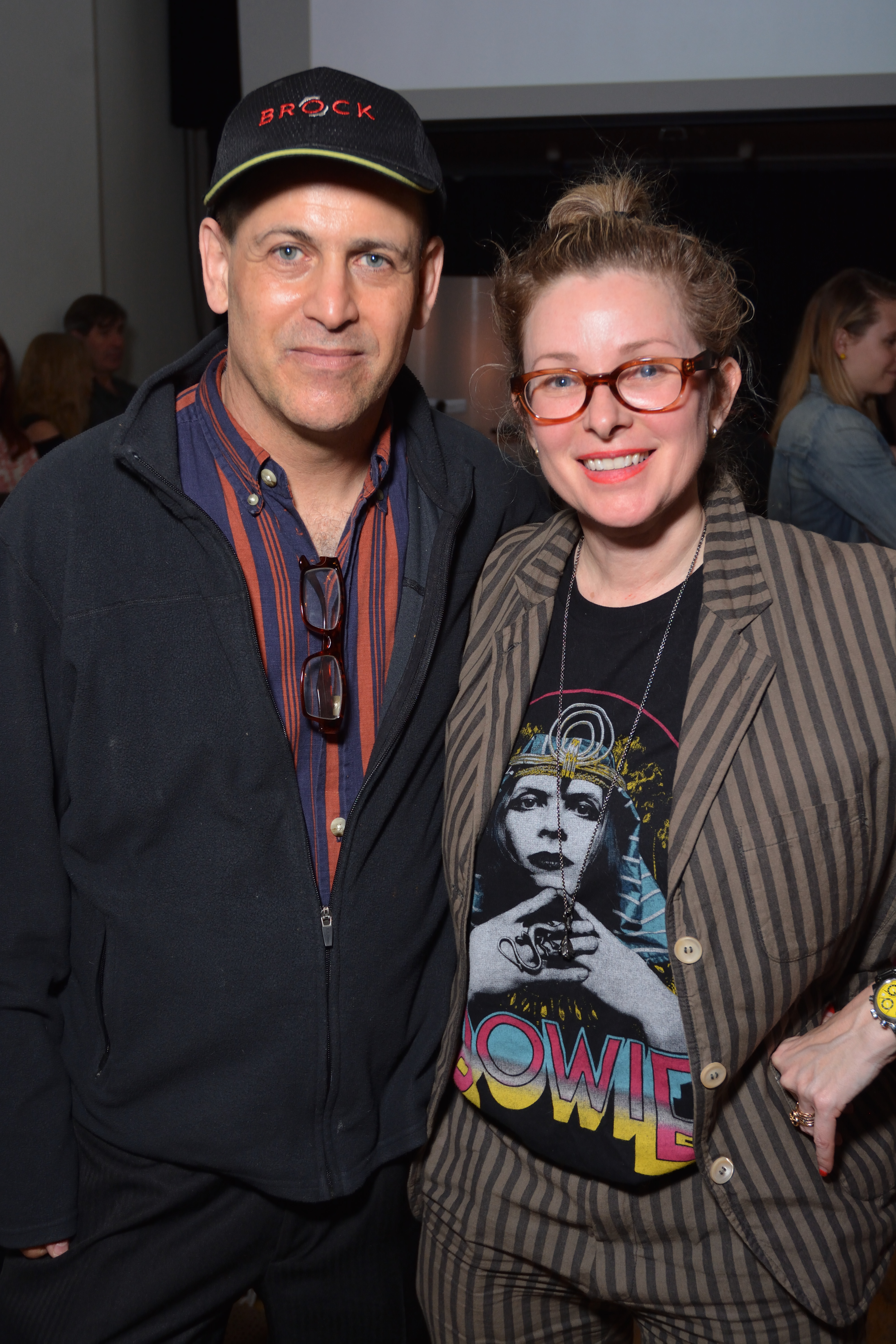 Playwright Howard Meyer and Director Cady McClain