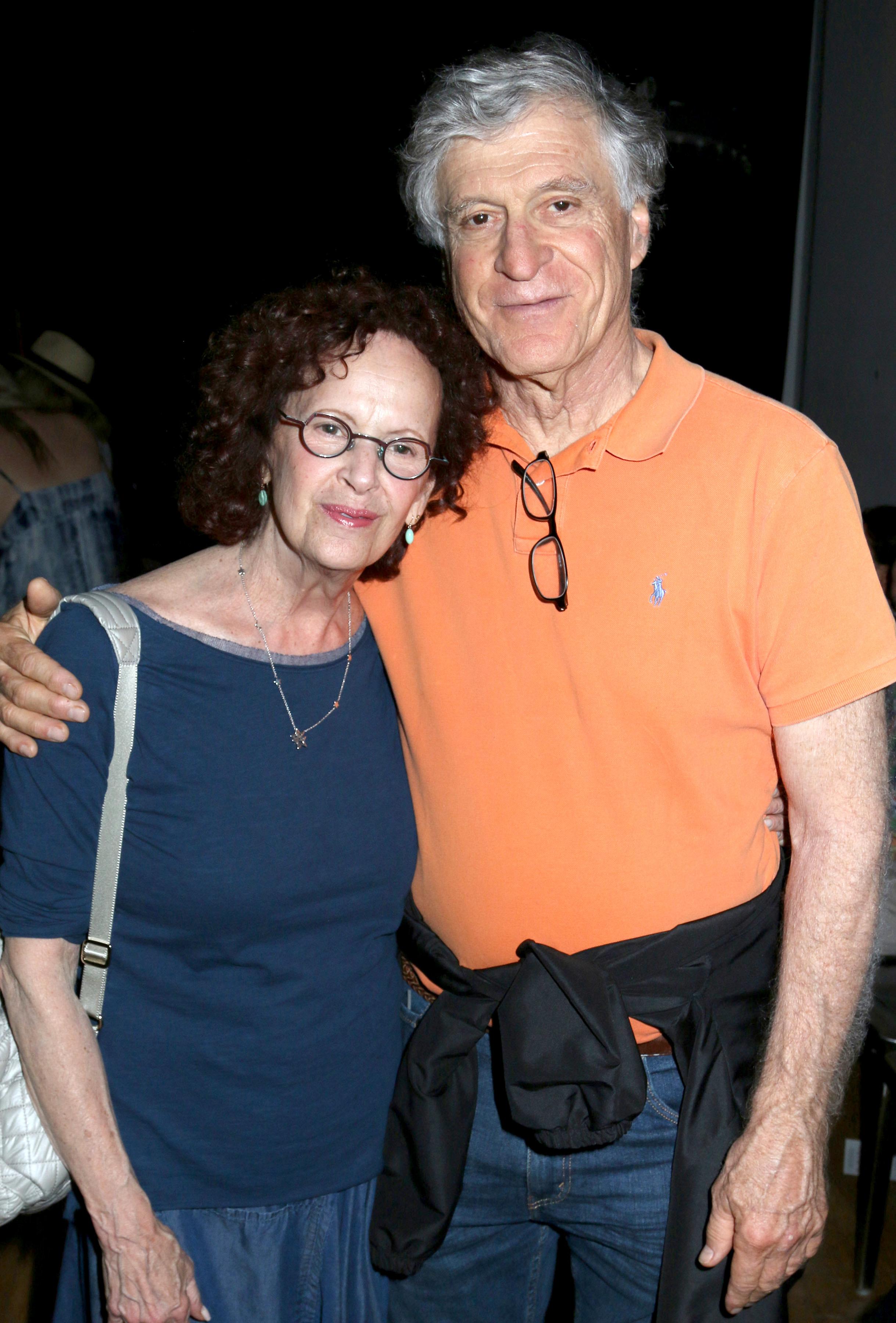 Donna and Alan Weiner