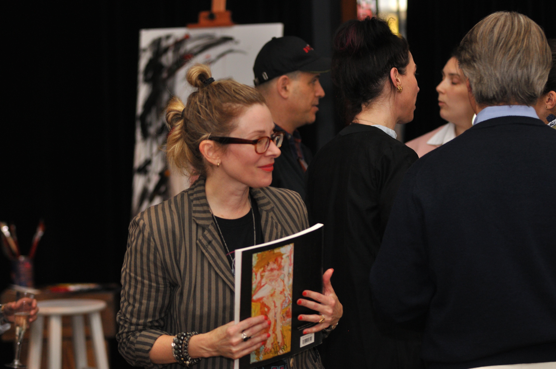 Director Cady McClain