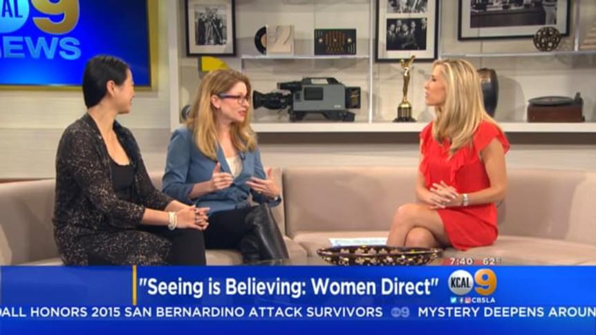 CBS KCAL 9 Interview