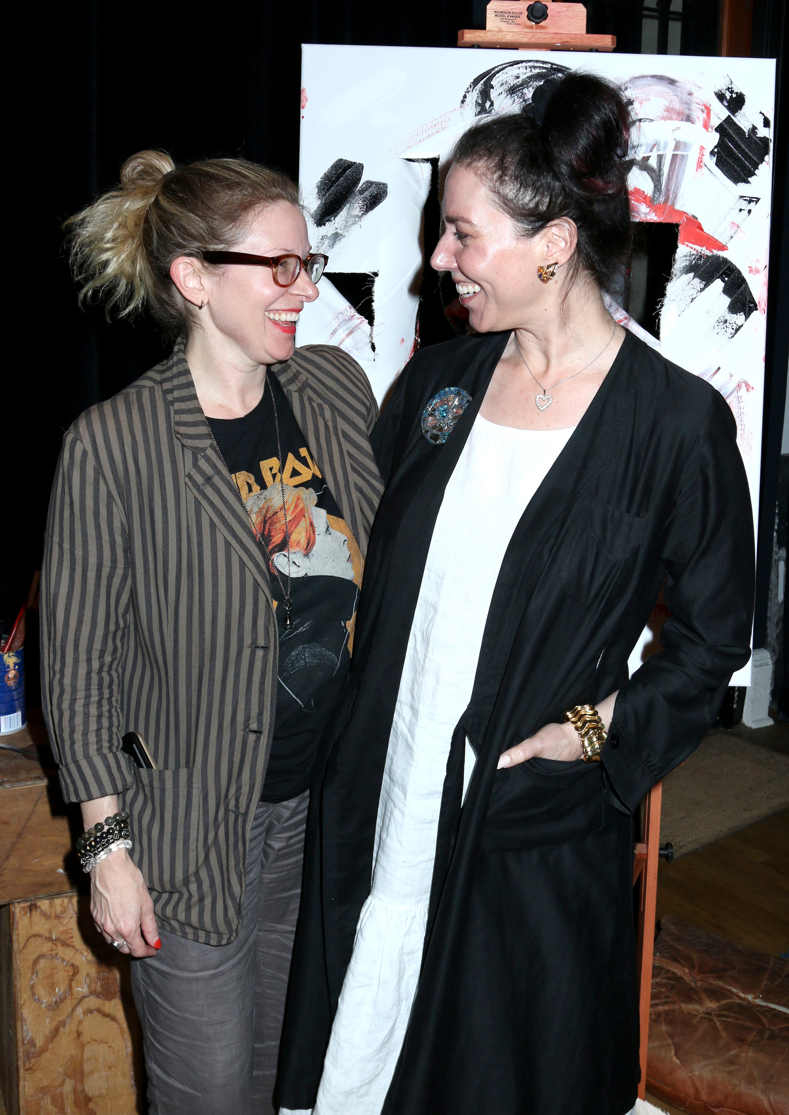 Director Cady McClain and Producer Amanda Quinn Olivar