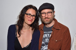 Director Jessica Blank and actor Erik Jenson