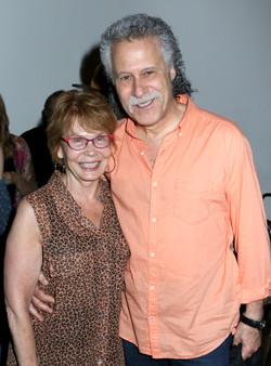 Actress Julia Barr and husband Ritchie
