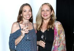Catherine Banks and Rachel Jones