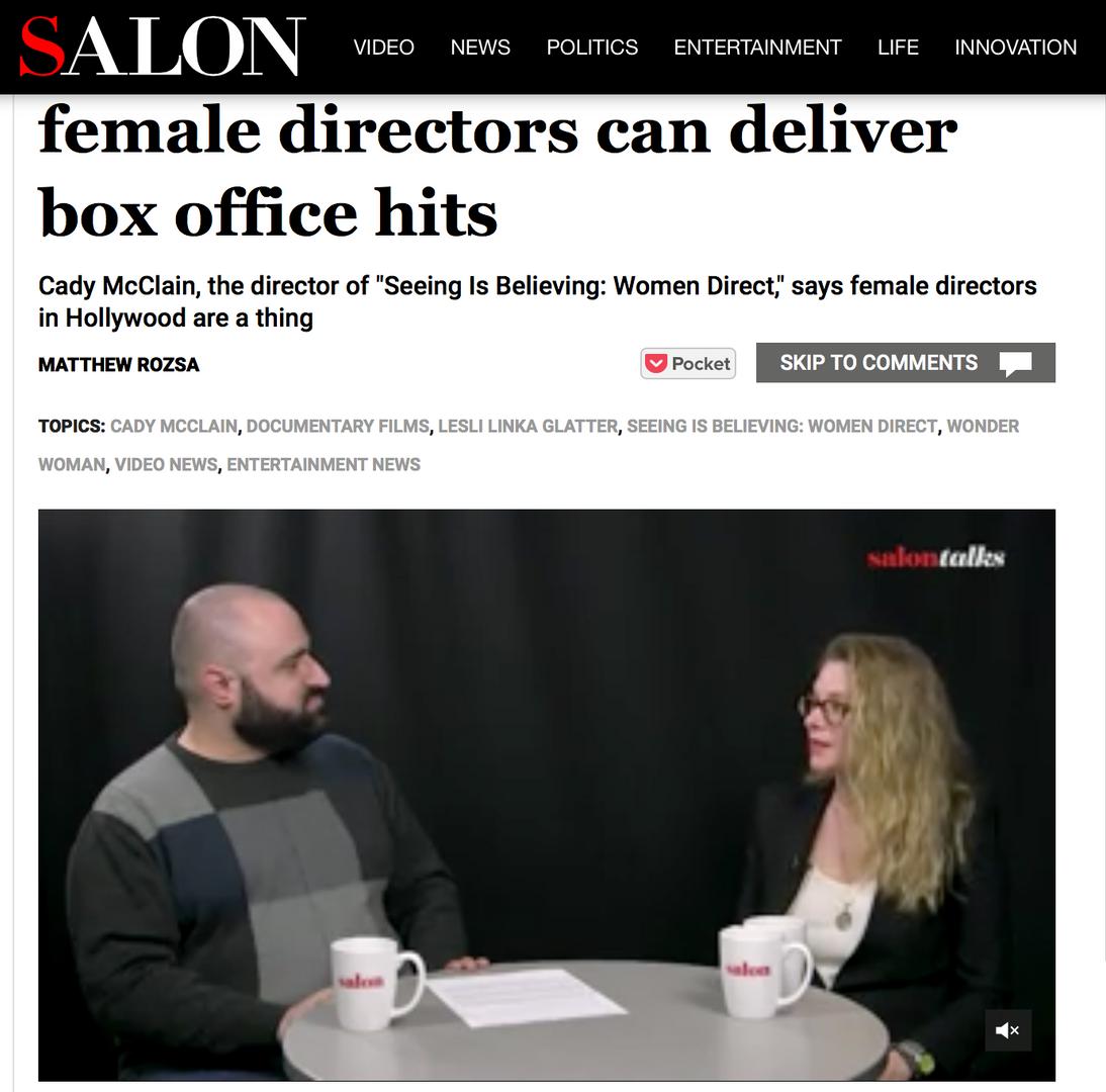 Salon Interview with Matthew Rozsa
