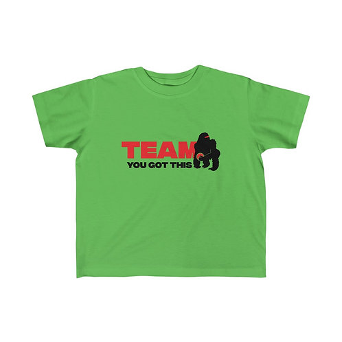 Team You Got This Kid's Tee