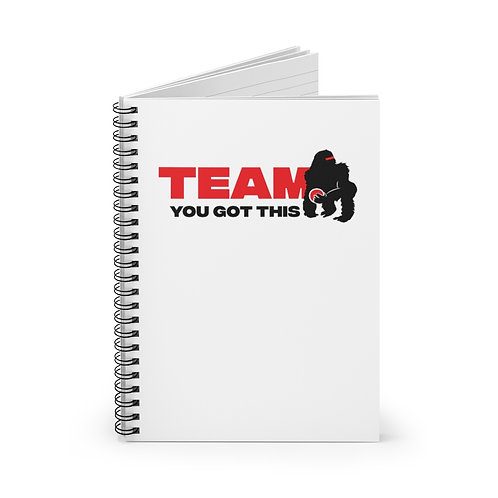 Team You Got This Notebook
