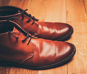 sapatos - unsplash
