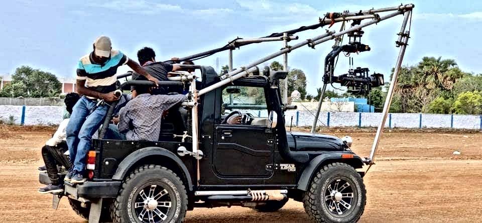 Movi XL + Jeep