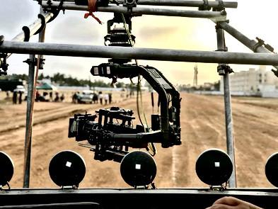 Movi XL + Camera Car