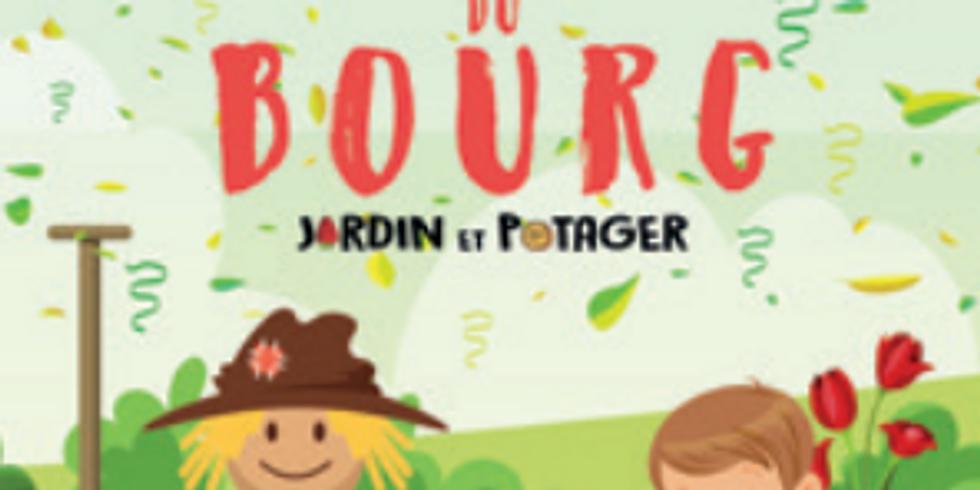 """Carnaval du Bourg """"Jardin et Potager"""""""