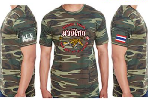 "Muay Thai ""The Art of 8 Limbs"" T-Shirt"