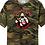 Thumbnail: Camo Academy T-Shirt - R.U.A Fighter