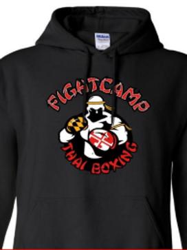 Champion Twin Tigers Hooded Sweatshirt