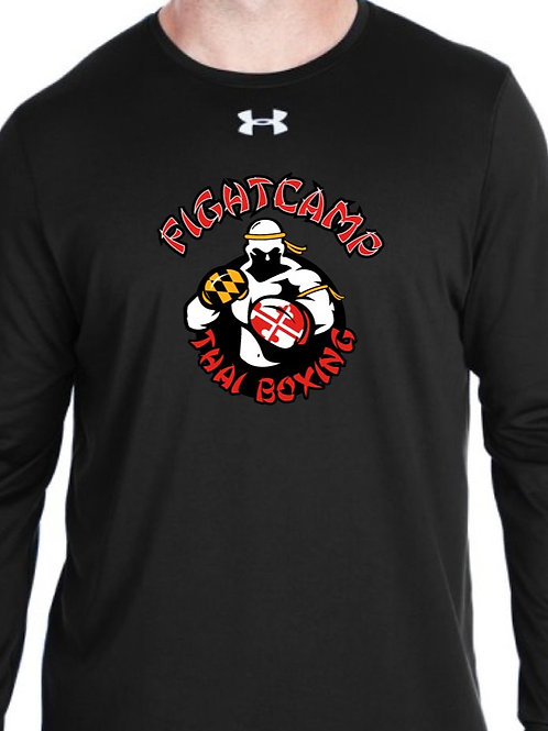 Under Armour Academy Long-Sleeve T-Shirt - R.U.A Fighter