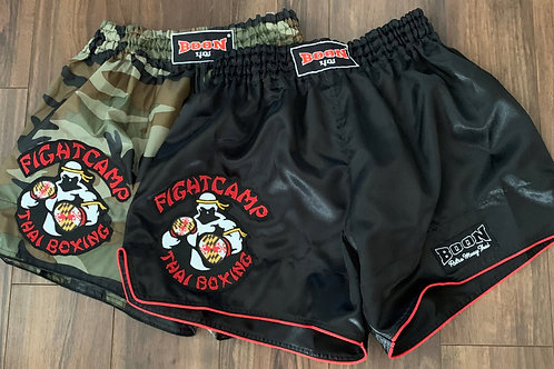 Boon Academy Muay Thai Shorts